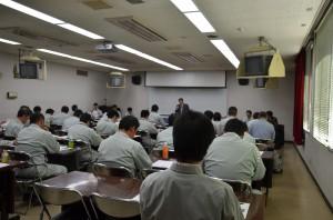 工事責任者研修会・陸洋コンサルタント